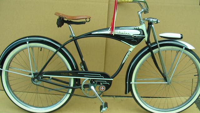 schwinn bike catalog vintage