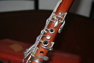 Pan American Propeller Wood Clarinet – Brass And Winds