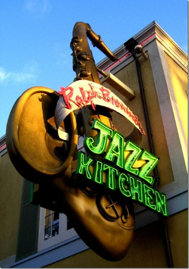 Jazz-Kitchen