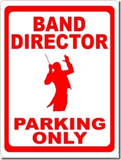 BandDirectorSign