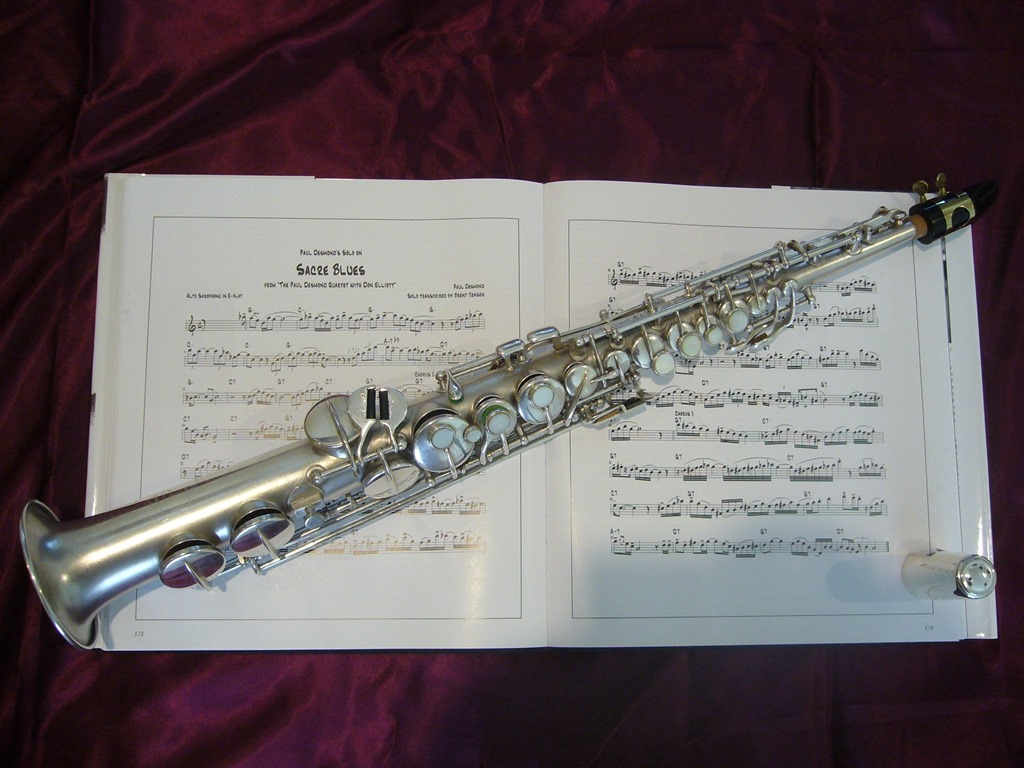 My Conn C Soprano Saxophone | The Bis Key Chronicles