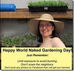 NakedGardening